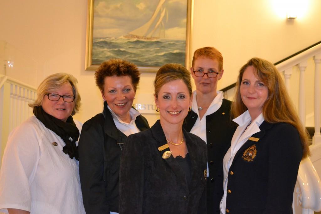 Vorstand SI Club Kiel Baltica