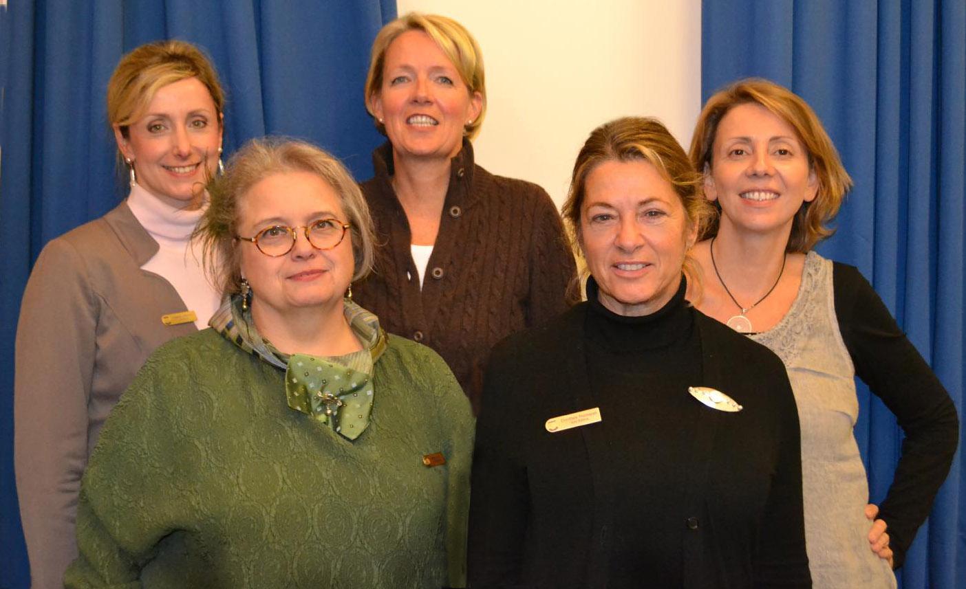 Der neue Vorstand SI-Club Kiel Baltica