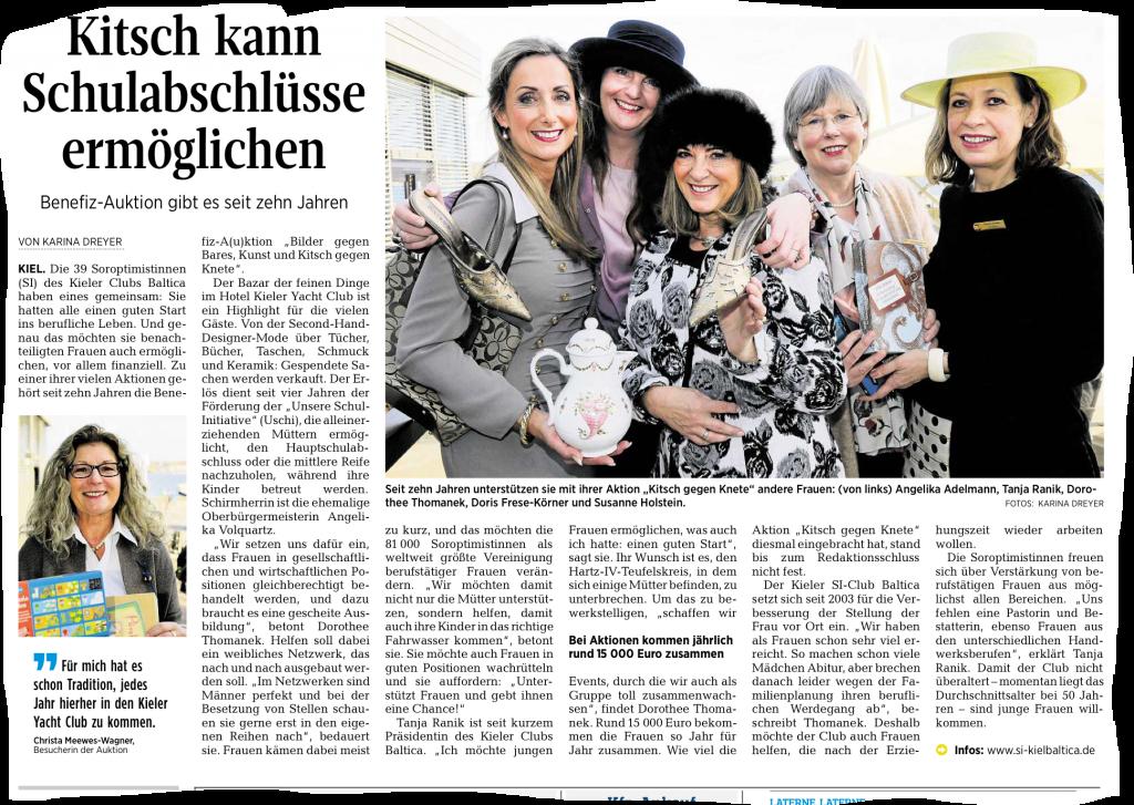 Kieler Nachrichten 31.10.2016