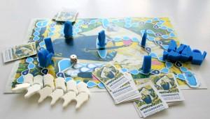 Wasserspiel - ein Spiel vom SI-Club Koblenz