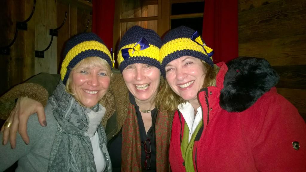 Beatrice, Dorit und Dorothee