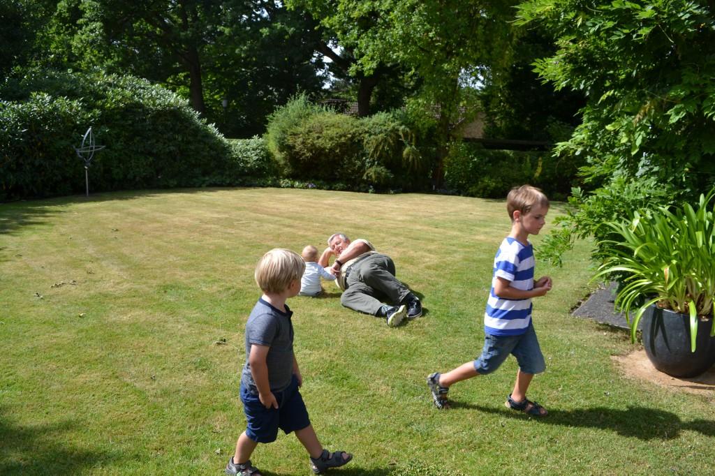 Sommerfest Kinder