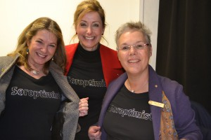 Angelika Adelmann, Dorothee Thomanek, Susan Timmann