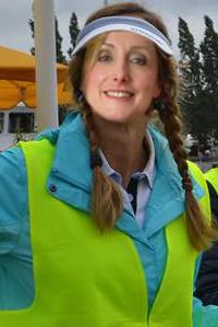 Präsidentin Angelika Adelmann