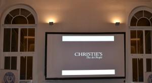Vortrag Christie's